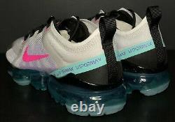W Nike Air Vapormax 2019 South Beach Ar6632-005 Femmes Taille 7.5