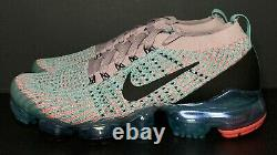 W Nike Air Vapormax Flyknit 3 South Beach Aj6910-500 Taille Femme 5,5