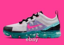 Wmns Nike Air Vapormax 2019 South Beach (ar6632-005) Taille 12 (taille Homme 10,5)